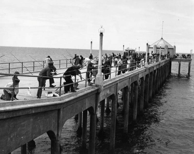 1938 pier
