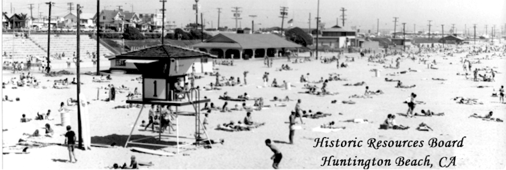 Huntington Beach Historic Resources Board